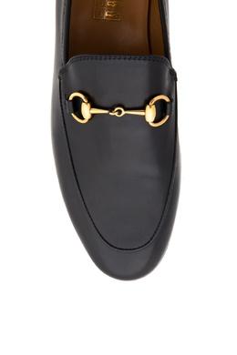 Кожаные лоферы Gucci 47014918