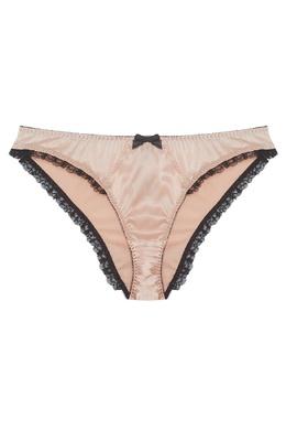 Классические трусики Felinda розовые Agent Provocateur 6938184