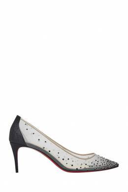 Туфли Follies Strass 70 Christian Louboutin 10649977
