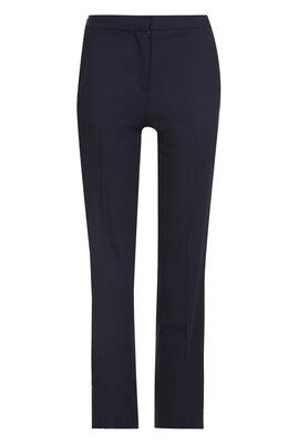 Укороченные брюки прямого кроя со стрелками Diane Von Furstenberg 10049DVF