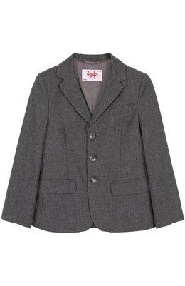 Однобортный пиджак Il Gufo A17GB019W0003/5A-8A
