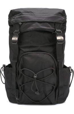 Текстильный рюкзак с клапаном Polo Ralph Lauren A92/AL621/YA149