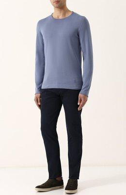 Хлопковые брюки Ermenegildo Zegna UPI71/JS01