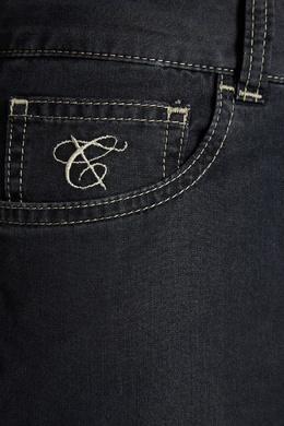 Темно-серые джинсы Canali 179369529