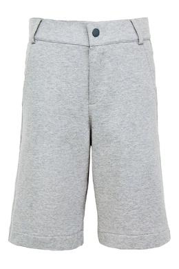 Хлопковые шорты Fendi Kids 69044604