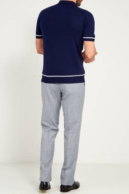 Классические серые брюки Canali 179386980