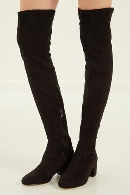 Черные сапоги Diva Ash 693609