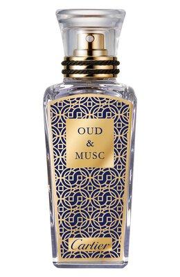 Духи Oud & Musc Cartier FV045010