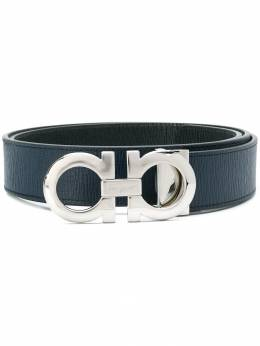 Salvatore Ferragamo reversible Gancini belt 694426