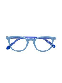 Stella McCartney Kids очки в круглой оправе SK0026O