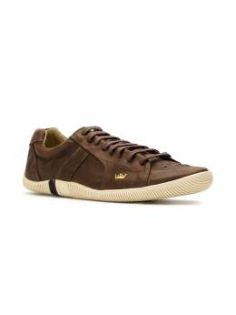 Osklen leather lace-up sneakers 50126