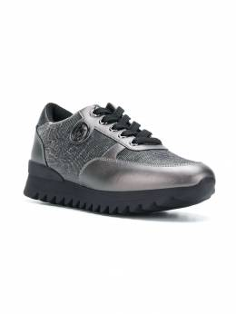 Armani Jeans lace-up sneakers 9250147A67420