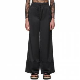 Off-White Black Cargo Pajama Pants OWCF002R187480271010