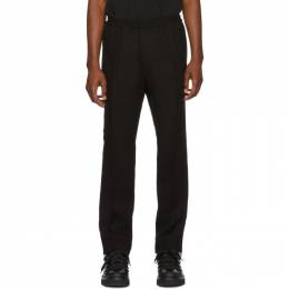 Dsquared2 Black Gym Fit Trousers S74KB0143 S44827