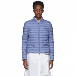 Moncler Blue Down Blen Jacket 181111F06101202GB