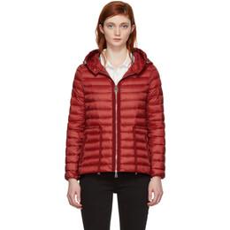 Moncler Red Raie Jacket 181111F06101706GB