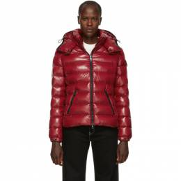 Moncler Red Down Bady Jacket 182111F06101501GB