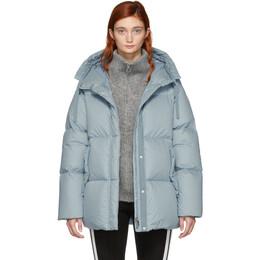 Moncler Blue Down Nerium Jacket 182111F06102305GB