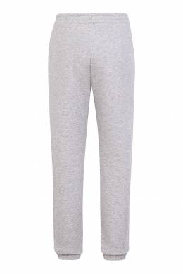 Серые брюки с логотипом Gucci Kids 1256102948