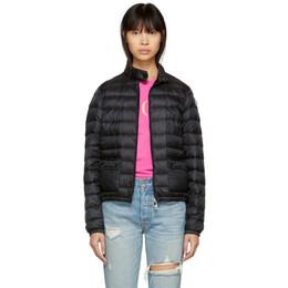 Moncler Black Down Lans Jacket 191111F06100702GB