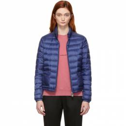 Moncler Blue Down Lans Jacket 191111F06100803GB