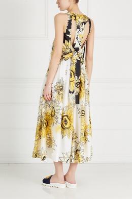 Шелковое платье No. 21 3523762