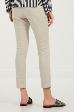 Серебряные брюки Lorena Antoniazzi 2136105195