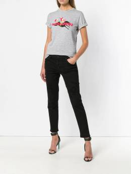 Dsquared2 rodeo print T-shirt S72GD0110S22146