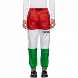 Moschino Multicolor Jogging Lounge Pants 0307 0215
