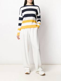 Polo Ralph Lauren джемпер в рубчик и полоску 211732918001