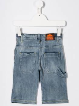 Little Marc Jacobs выбеленные джинсовые шорты W24191Z04