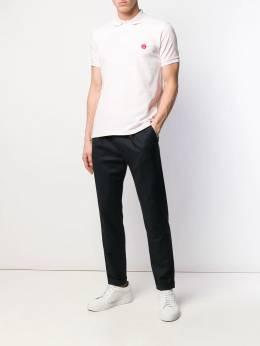 Aspesi базовая футболка-поло 3FY08G106