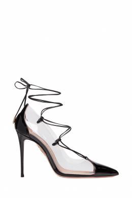 Туфли со шнуровкой Magic Pump 105 Aquazzura 975110347