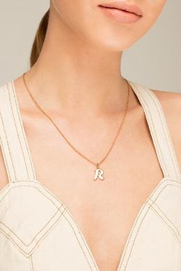 Кулон с покрытием из розового золота Lav'z 2727112172