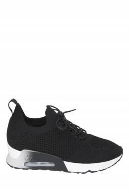 Черные кроссовки Lunatic на шнуровке Ash 6112443