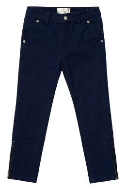 Синие брюки Yudashkin Kids 2822112788