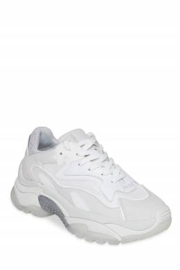 Серо-белые кроссовки Addict Bis Ash 6115856