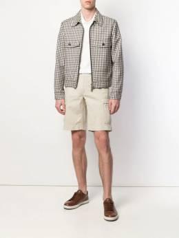 Incotex классические шорты карго 10S21160515