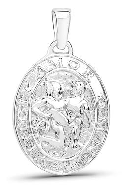 Серебряный кулон в античном стиле Lav'z 2727118096