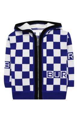 Шерстяной кардиган Burberry 8003658