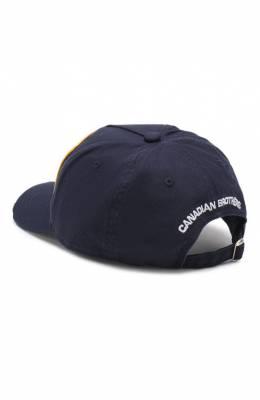 Хлопковая бейсболка Dsquared2 BCM0174 05C00001