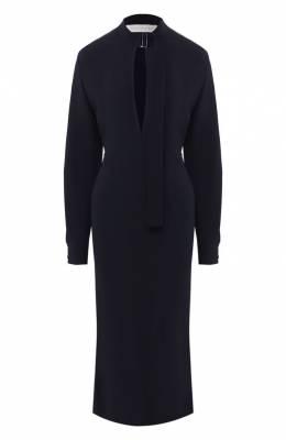 Платье-миди Victoria Beckham DR MID 6718 PSS19 FLUID CADY