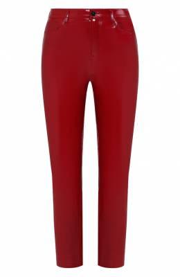 Кожаные брюки J Brand JB001804