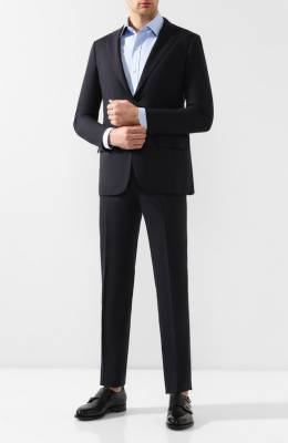 Шерстяной костюм Kiton UA81K01274
