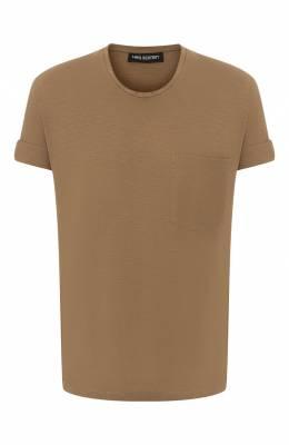 Хлопковая футболка Neil Barrett BJT525T/L538C