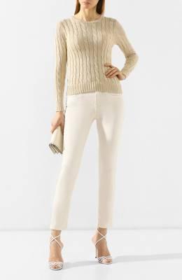 Хлопковый пуловер Polo Ralph Lauren 211580009/0S191C09