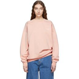 Acne Studios Orange Wora Sweatshirt AI0007