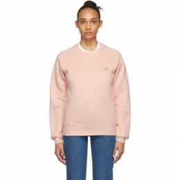Acne Studios Pink Bla Konst Finnegan Sweatshirt CI0013