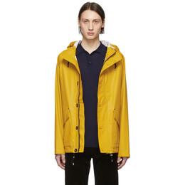 Stutterheim Yellow Stockholm Raincoat 191924M18000205GB