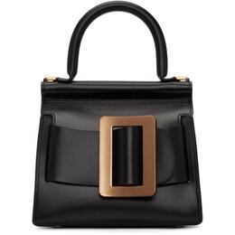 Boyy Black Karl 19 Top Handle Bag 192237F04800401GB